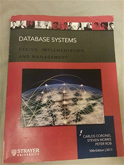 database systems design implementation management books ebook database systems design implementation management