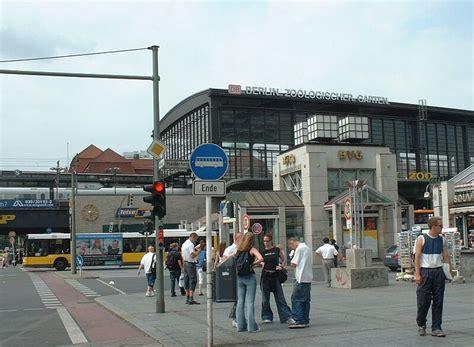 zoologischer garten station to schoenefeld bahnhof zoologischer garten im juni 2002 fr 252