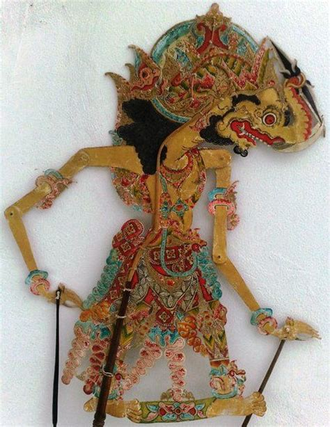 Wayang Golek Buto 17 best images about quot wayang quot strange creature character on javanese the and
