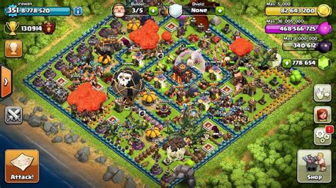 download clash of clans fhx v8 mod apk th 11 update download fhx clash of clans apk delolw
