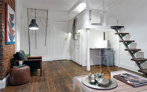 small space big style high fashion home blog especial pisos peque 241 os 6 miniapartamentos para