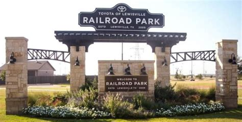 Toyota Of Lewisville Railroad Park 74 Best Images About My Home Town Lewisville Tx On
