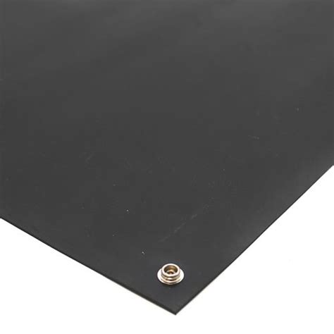 rubber bench mat esd rubber bench mat aj products ireland