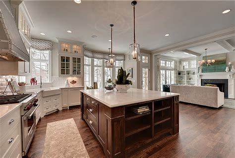 family kitchen design ideas kitchen family rooms on pinterest rug size condo
