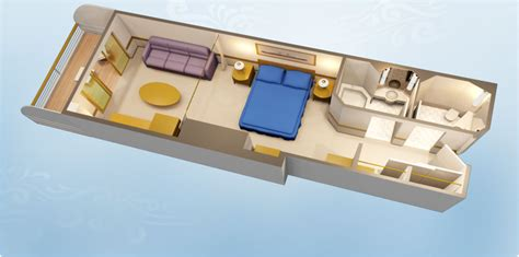 disney cruise floor plans staterooms deck plans to neverland travel disney vacations