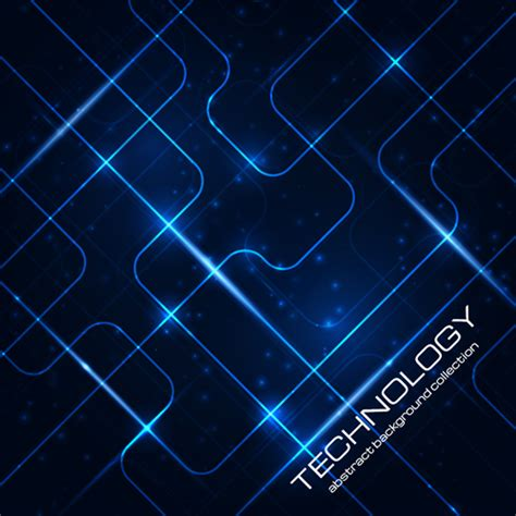 background pattern technology abstract technology pattern vector background 01 welovesolo