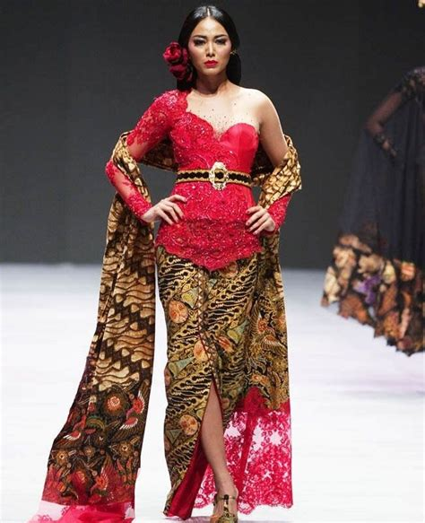 inspirasi desain dress 18 best images about kebaya on pinterest traditional
