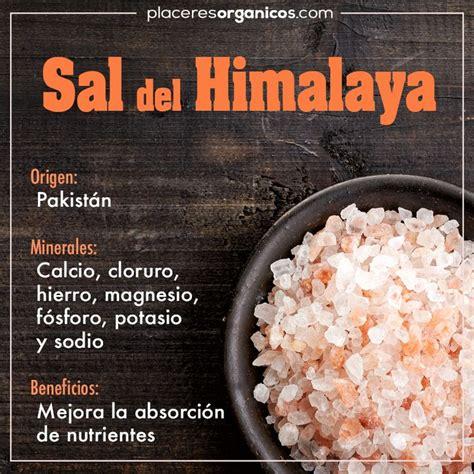 sal rosada del himalaya propiedades m 225 s de 25 ideas incre 237 bles sobre sal del himalaya en