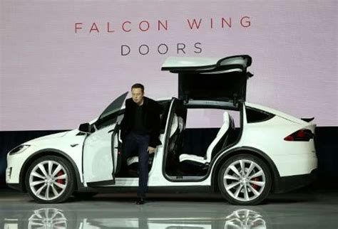 Tesla Electric Car Booking Tesla Sees Bumpy Road Ahead For Electric Cars