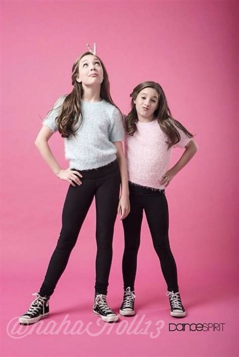 dance moms maddie and kenzie added by hahah0ll13 dance spirit magazine dance moms