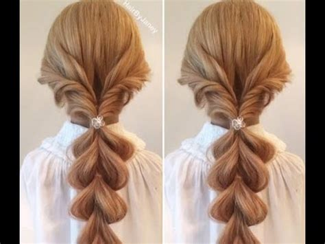 different new hairstyle for the eid ul azha for girls