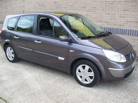 renault grand scenic 2005 used renault grand 2005 petrol scenic 1 6 vvt dynamique
