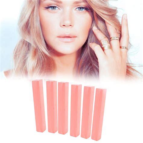 light brown hair chalk best chagne pink hair dye light salmon 6 salmon
