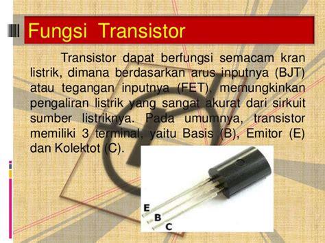 pengertian dan fungsi transistor npn pengertian dan fungsi transistor npn 28 images fungsi transistor dan kegunaanya 28 images