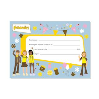 brownie blue leaving certificate adult resources