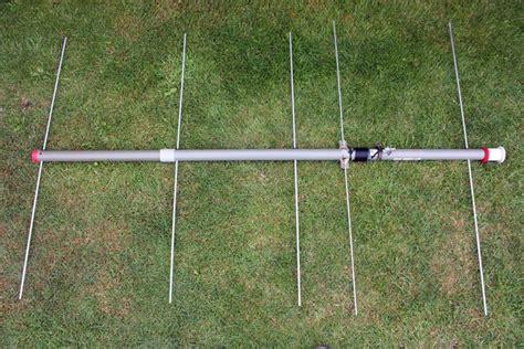 144mhz 2m portable yagi beam antenna construction ham radio ham radio ham radio antenna ham