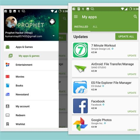 android all apps the 10 things to do after buying a new android phone