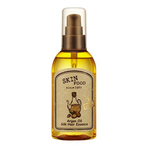 picture of hair essence skin food argan oil silk hair essence 100ml mykbeauty