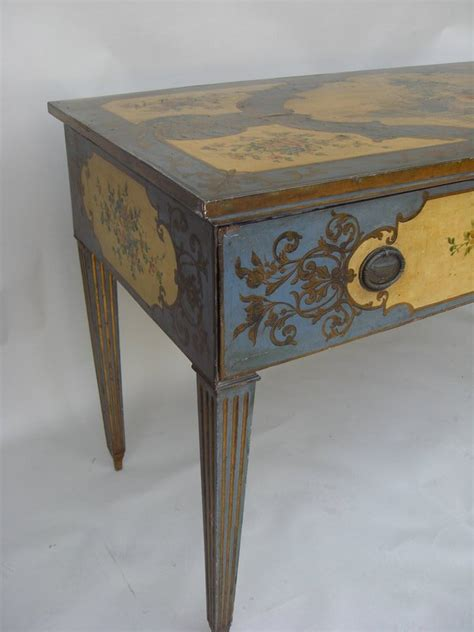 antique console tables for sale antique paint decorated console table for sale