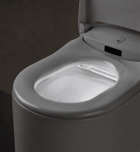 vaso e bidet integrati grohe sensia 174 arena wc con bidet integrato