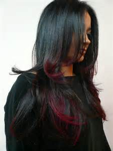 Galerry home hair colour highlights