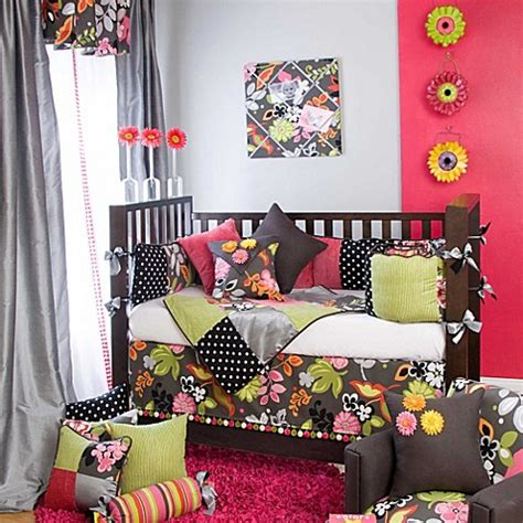 bed bath and beyond kirby glenna jean kirby 3 piece crib bedding set bed bath beyond