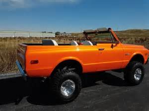 1971 chevrolet blazer k5 for sale denver colorado