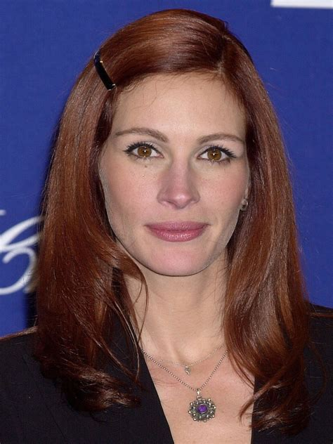 julia roberts red hair with highlights a ranked list of julia roberts best and worst hair color