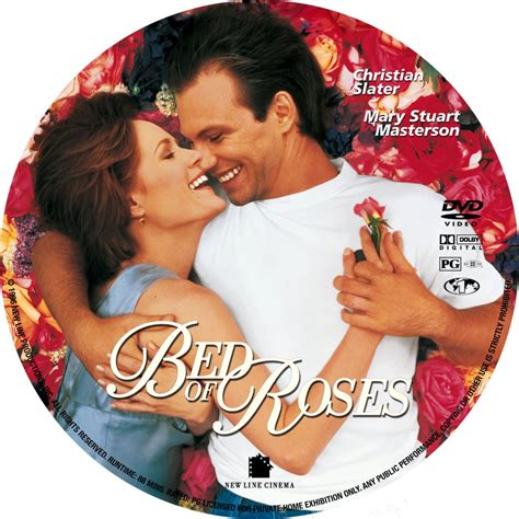 bed of roses movie bed of roses custom dvd labels bed of roses 1996