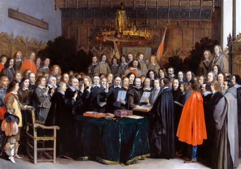 ladari di boemia 24 ottobre 1648 viene siglata la pace di westfalia