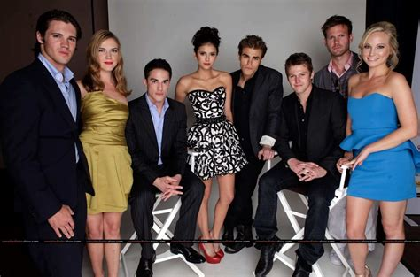 cast of the tvd cast the diaries tv show photo 22214085 fanpop