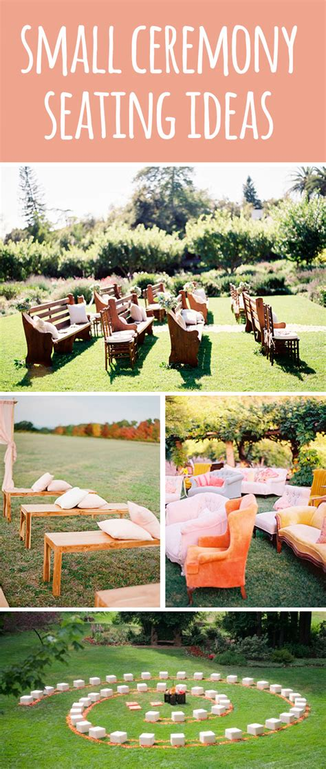 small wedding ideas how to a small wedding