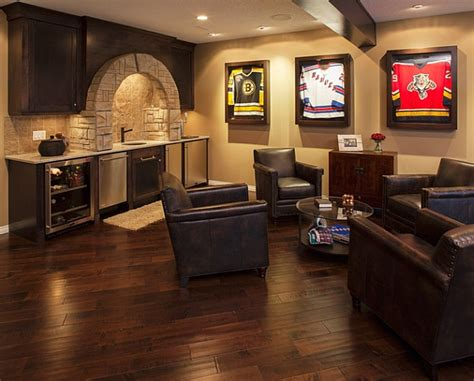 diy bar plans the man cave pinterest framed jerseys from sports themed teen bedrooms to
