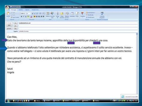 inizio lettere formali scrivere una e mail formale
