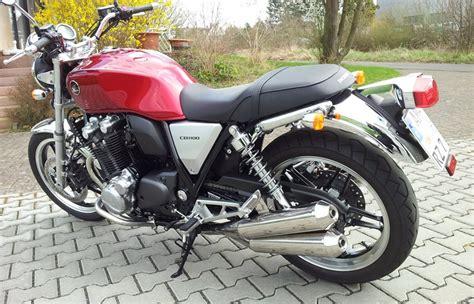 Motorrad Umbauten Honda by Umgebautes Motorrad Honda Cb 1100 Von Motorrad Wagner