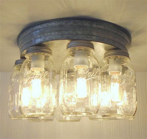 ceiling fan with jar lights best 25 jar lighting ideas on jar