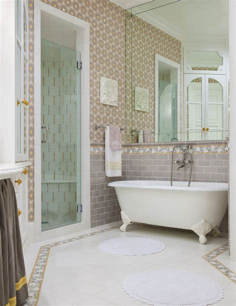 Bathroom Tile Ideas Pictures | 36 nice ideas and pictures of vintage bathroom tile design