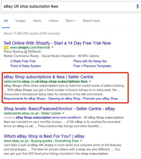 ebay fees uk have you forgotten about google youtube