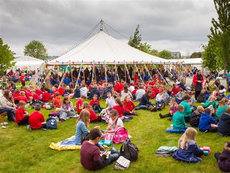 festival images the hay festival is an embarrassing celebration of elitism