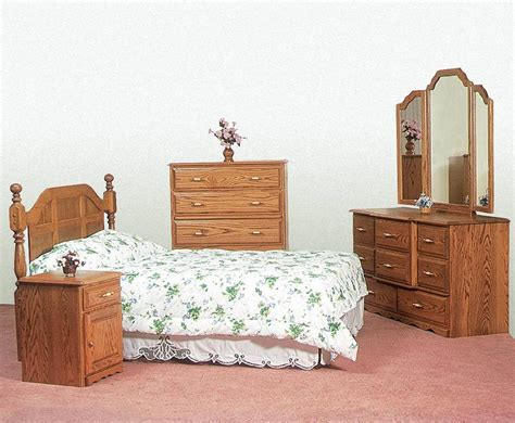 traditional bedroom set de vries woodcrafters