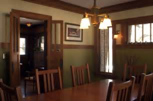 Arts And Crafts Dining Room Arts And Crafts Kitchen And Dining Room