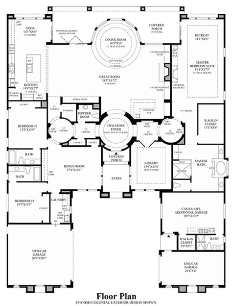 toll brothers floor plans view floor plans