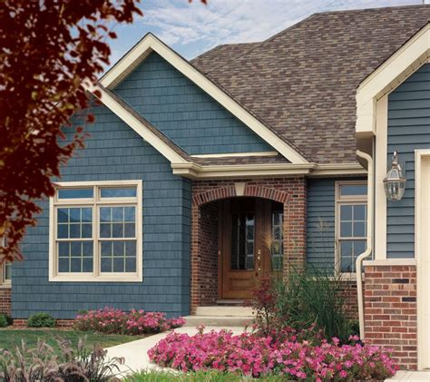 teal exterior paint teal siding home