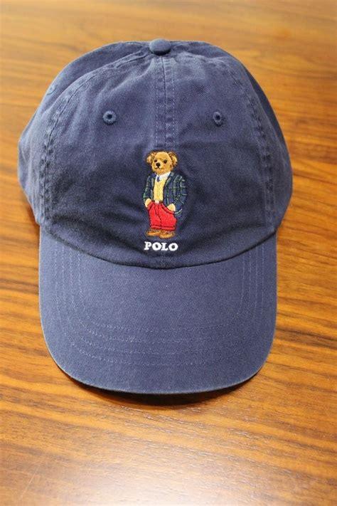 Topi Baseball Polo Caps Custom Deus details about polo ralph blue polo chino