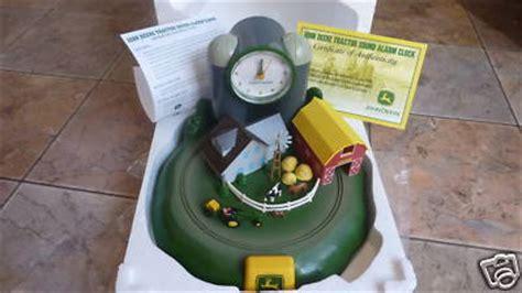 deere tractor sound alarm clock antique ish antique price guide details page
