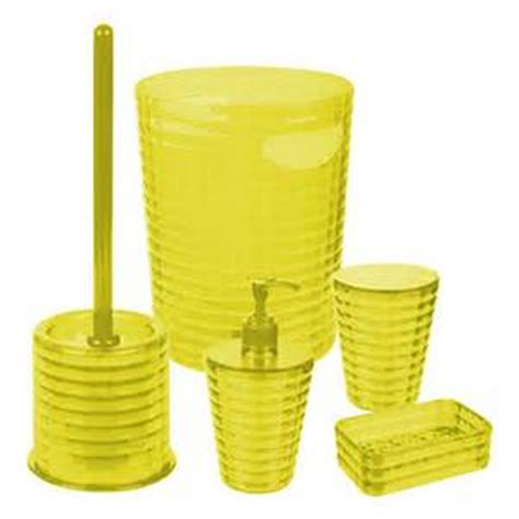 Yellow Bathroom Accessories Sets Yellow Bathroom Accessories Sets Tsc