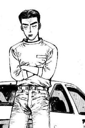 Bunta Fujiwara (Character) - Comic Vine