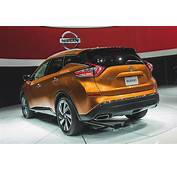 2019 Nissan Murano White Weight Ground Clearance