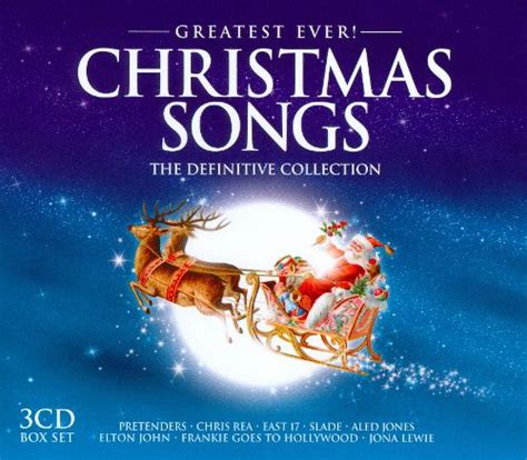 best song xmas greatest ever christmas songs the definitive collection