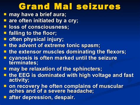 Detox Grand Mal Seizure by Bipolar Affective Disorder